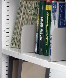 разделитель папок архивного стеллажа