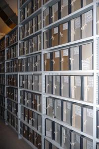 архивный стеллаж
