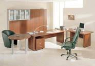 мебель для руководителя Камбио - серия BOSS RAFFAELLO