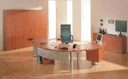 мебель для руководителя Камбио - серия BOSS OLCHA SZARA