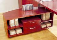 мебель для руководителя Камбио - серия BOSS BUBINGA