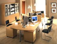мебель для персонала серия Business - Buk