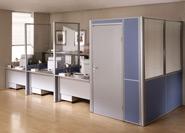 мебель для персонала серия Business - Grey