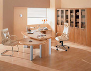 мебель для руководителя серия Prestige